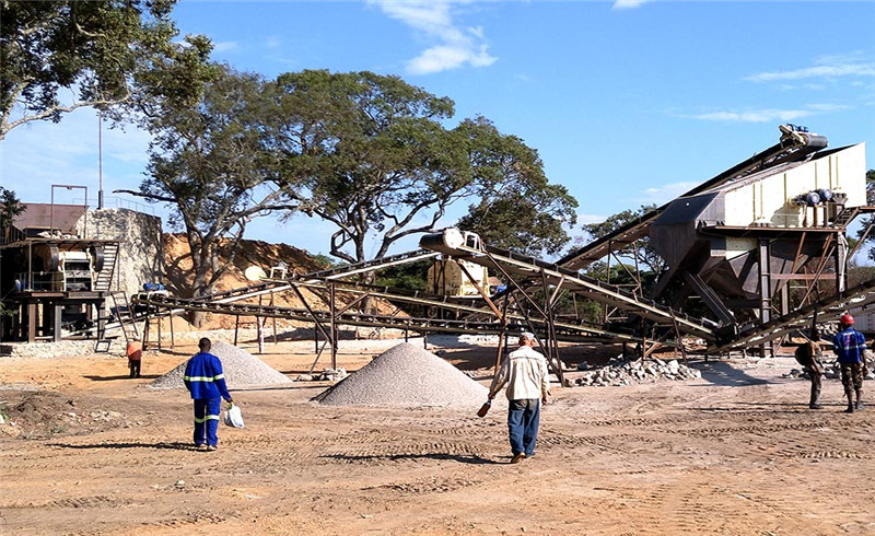 印尼时产700吨的青石加工工艺图片