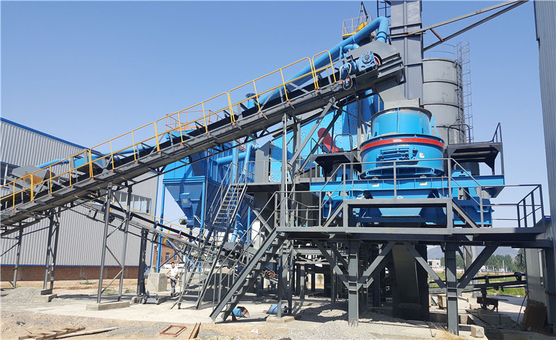 山东制砂生产线图片