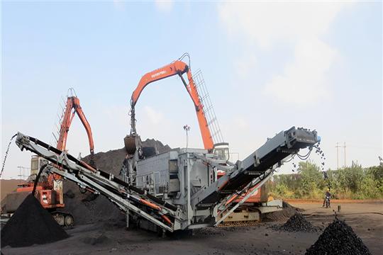 履带式移动碎石机结构组成及优势